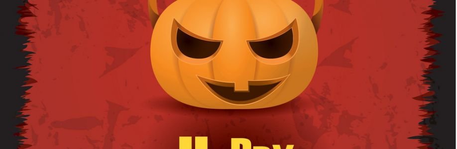 Socially Distant Halloween Block Party Cover Image
